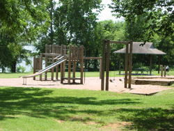 Loyd Park children's playground
